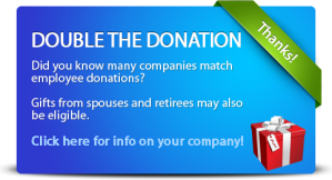 Double Your Donation with Corporate Matching Gifts